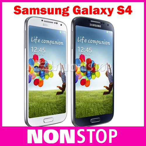 Samsung Galaxy S4 I9500 Original Unlocked Cell phone 3G&4G 13MP Camera 5.0'' Touch Refurbished Phone NFC WIFI GPS