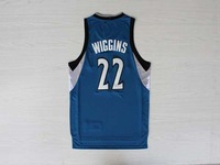 #22 Andrew Wiggins Jersey,New Material Rev 30 Basketball Jersey Cheap Sport Jersey Stitched Logo Embroidery Authentic Jersey
