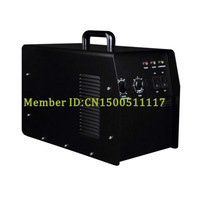 black ozone output 5g/hr portable ozone generator for drinking water treatment with CE