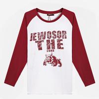 Promotion!fashion men big yard tees t-shirts size XL-5XL casual men hit color t shirts( LT0141)