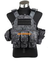 TMC 6094A Night Camouflage Prowls Tactical Vest Set MOLLE Vest In Kryptek Typhon+Free shipping(SKU12050378)