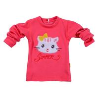 Top Quality Cotton Children Long Sleeve Warm Sweat for Girl Kids Home Wear Coat Cloth Sweater Hoodies Fleeces Sweatshirts