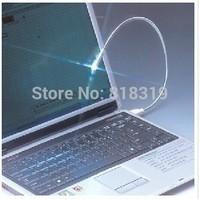 PC Night Reading lamp  Lamp energy saving Flexible LED Bright White USB snake mini light notebook laptop Wholesale 2 PCS