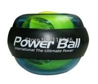 New Wrist PowerBall Gyroscope LED Lighting Wrist Strengthener Power Force Ball  Arm Exercise Power Handball Exercise Ball