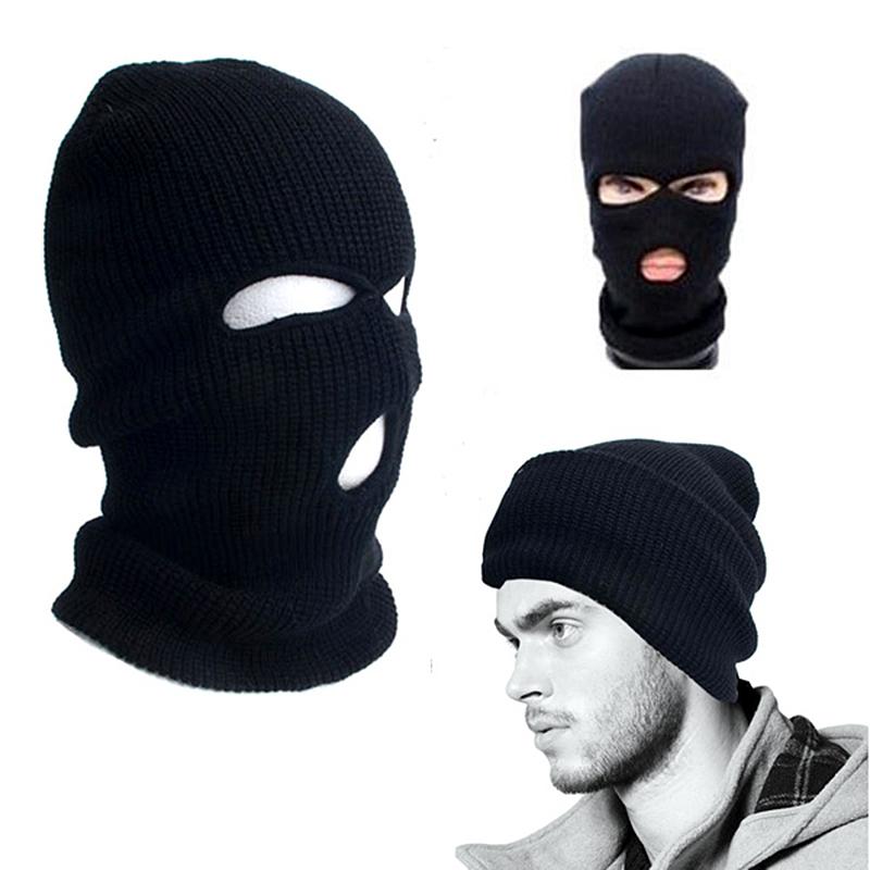 Trendy Unisex Women Men Winter Warm Full Face Cover Ski Mask Beanie Hat Cap HW01058(China (Mainland))