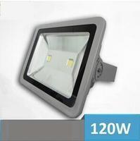 AC 85-265V 120W LED Floodlight Outdoor LED Flood light Waterproof LED Flash Light lamp Warm white/ White