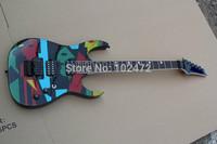 New Electric guitar JMP100 American Dream Theater guitarist color used