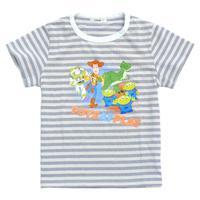Children T shirt Summer Boys Girls Tops Kids Unisex Roupas Meninos Infant Cotton Toy Story Cartoon Brand short sleeved T-Shirts