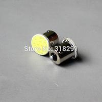 Free shipping T10 cob 12 SMD car   turn brake signal  light 1156 1157  ba15s bulb 100pcs/lot