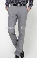 pants men pants    new striped pant straight regular cotton perfect  pants high quality