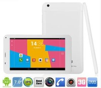 Cube Cube U51GTC4 TALK7X4 quad core Tablet PC 7 inch Phone Call MTK8382 1.3GHz 1GB RAM 8GB WCDMA 3G GPS Bluetooth FM Free gift