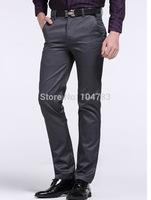 pants men pants    new business  pant straight regular cotton autumn  pants high quality