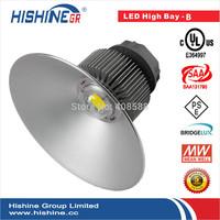 FREE SHIPPING  HS-HB150W-B (4PCS/LOT) Replacing 400w HPS 150W High Bay Led Lamp 130lm/w