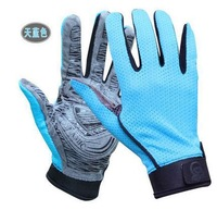 free shipping  men Outdoor Sports Gloves Winter warm waterproof  climbing riding thick non-slip wear