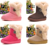 Girls Thick warm cotton boots Girls Winter Snow Boots   LG5862CH