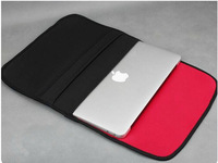"""Ultrabook Neoprene Laptop Sleeve Case Carry Bag Pouch Cover For Macbook Air/Pro/Retina 11.6"""" 13.3"""" 15.4"""" 17'' Notebook Case"""