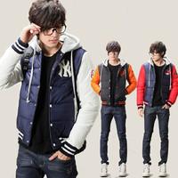 p$Winter jackets, sportswear, school sports cowboy coat man down wear uniforms