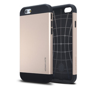 Order Now! Newest On Market! Spigen Slim Armor Case For iphone 6 4.7 inch Durable Protection Back Cover Wholesale 10pcs/lot