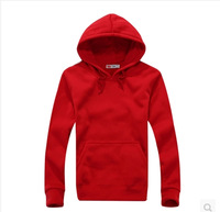 Free Shipping 2014 Spring and Autumn New Men's Hoodies Solid Color Simplicity Sweatershirts 5 Colors SIZE:S-XXL