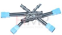 1pcs double two flute Aluminum  CNC milling cutter endmill 6mm