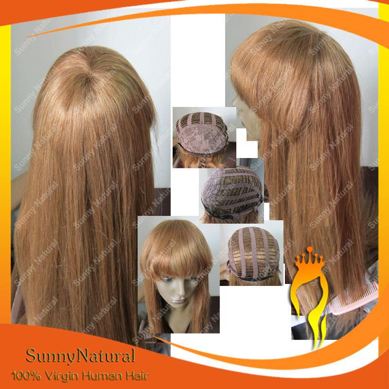 Cheap Real Hair Wigs 53