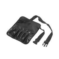 5pcs New Cosmetic Makeup Brush Apron Pouch Bag Artist Belt Strap Holder Case