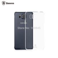 Baseus Sky Case SOFT TPU Case Cover for Samsung Galaxy F Galaxy Alpha White  Free shipping