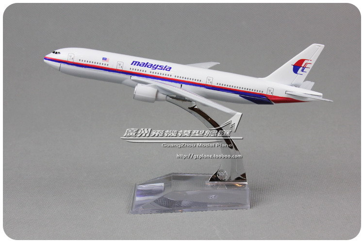 16cm Alloy Metal Air Malaysia Airlines Plane Model Boeing B777 Airways Airplane Model Aircraft Mode Toy Gift(China (Mainland))