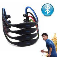 For Samsung iPhone Sports Wireless Stereo Bluetooth Headset Earphone Headphone  2014 NEW