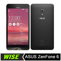 "Original ZenFone 6 Mobile phones For ASUS Intel Atom Z2580 Dual Core 3G Android smartphone 6.0"" 2GB RAM 16GB ROM Dual SIM 13.0MP"