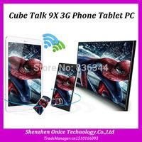 "Original Cube U65GT Talk 9X 3G Phone Android TabletPC MT8392 OctaCore 2.0GHz CPU 9.7"" 2048x1536p IPS Screen 8.0MP 2G/16G WCDMA"