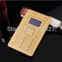 4.8mm Ultra Thin MOOC X5 Children Student Card mobile phone pocket mini Phones Low Radiation 4 Brand Russian Language PK AIEK M5