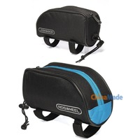 ROSWHEEL Bike Bicycle Cycling Frame Pannier Front Tube Bag Pouch Waterproof Hot