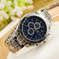Brand ORLANDO Quartz watches Men Business Watches Luxury watches Man full Steel watch Male relogio masculino clock  AW-SB-1064
