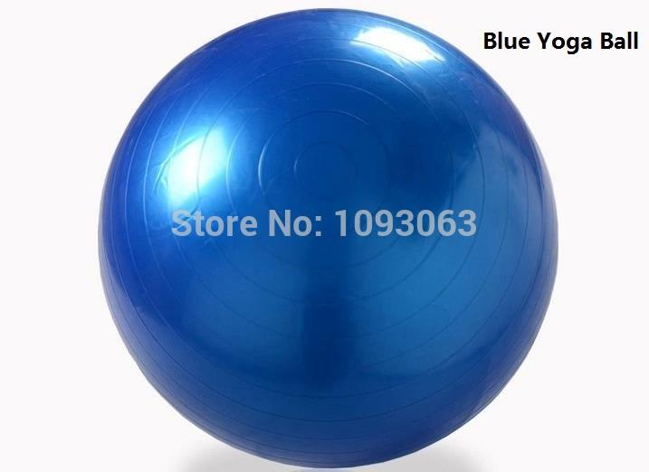 Anti-burst Gym Yoga Ball 75cm Balance Ball Extra Thickness Fitness Exercise Lose Weight(China (Mainland))