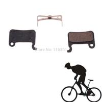 2pcs/pair durable Organic Disc brake pads fit for SHIMANO XTR M965 M966