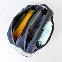 Free shipping BF050  Fashion classic Oxford wash bag multifunctional travel bag 20*10*9cm