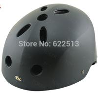 Free shipping!Toker professional BMX extreme Sports mountain  bicycle/bike helmet,scooters&kating&hip-hop helmet, Metallic black
