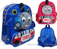 Baby Kid Toddler Child Infant Nursery Boys Girls Thomas Friends Tank Train Cartoon Travel Backpack Shoulder School Bag Rucksack