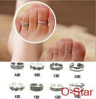 Korean manufacturers Korea the same paragraph love foot rings fashion foot rings beautiful silver foot rings hot sell