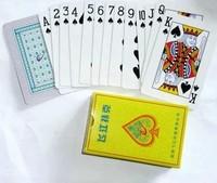 Jiang fly poker yellow 2388 old K card poker card game