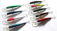 3pcs/lot Super Minnow fishing lure 13cm/17g fishing bait fishing tackle free shipping