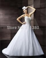 New Arrival natural waistvestido de noiva casamento beaded sweetheart richly embellished wedding dresses design ball bridal gown