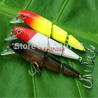 The new 2014 false bait body/passage the bait 110mm 16g  fishing bait  fish hook fishing tackle