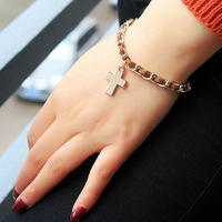 anufacturers selling a variety of chain bracelet Korea cashmere CCB alloy jewelry wholesale heart love bracelet bracelet