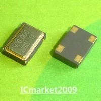 5 PCS 32.768MHz SMD-4Pin 4P 20ppm 5x7mm 32.768M 5070 5*7 Crystal Oscillators SMT active crystal oscillator new and original