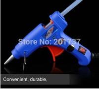 10pcs/lots 20W glue gun Mini Electric Heating Hot Melt Glue Gun Crafts Repair Tool Glue Sticks
