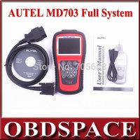 Original Autel Maxidiag Elite MD703 SRS European Code Scanner Diagno209se For 4 System Update Via Internet