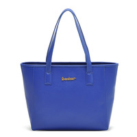 Free Shipping  Cross style pu material women tote handbag  item no:79314
