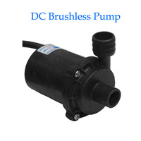 High quality12-24v Centrifugal DC brushless water pump  Single-stage pump for garden irrigation 1260